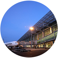 Singapore airports management
